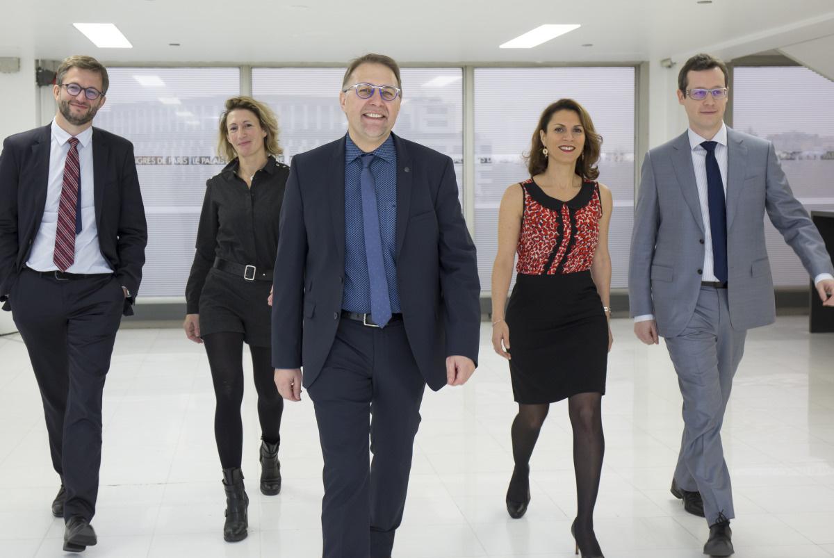 Equipe des rapporteurs 2018